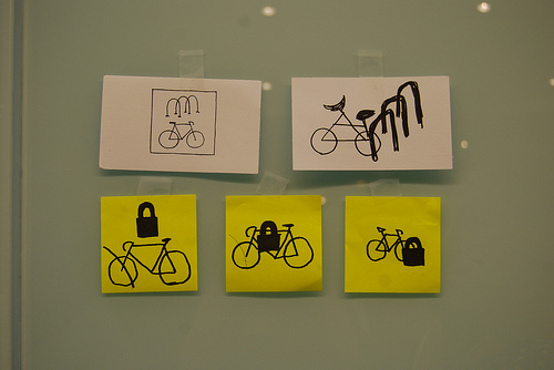 bike share sketches
