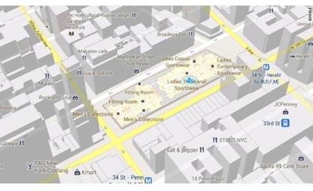 GoogleIndoorMap